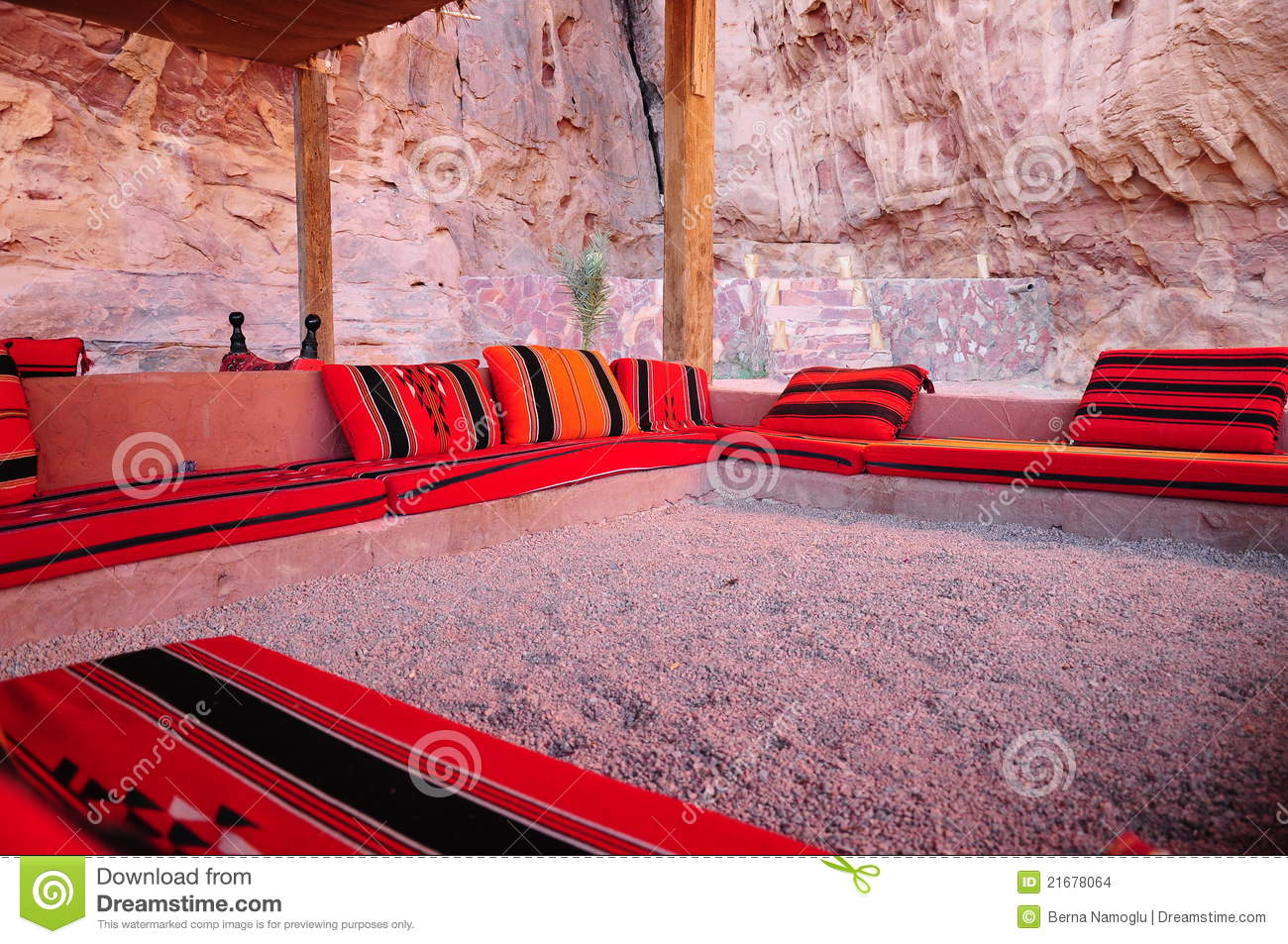 Arabic Sofas Stock Photo Image Of House Colorful Carpet 21678064
