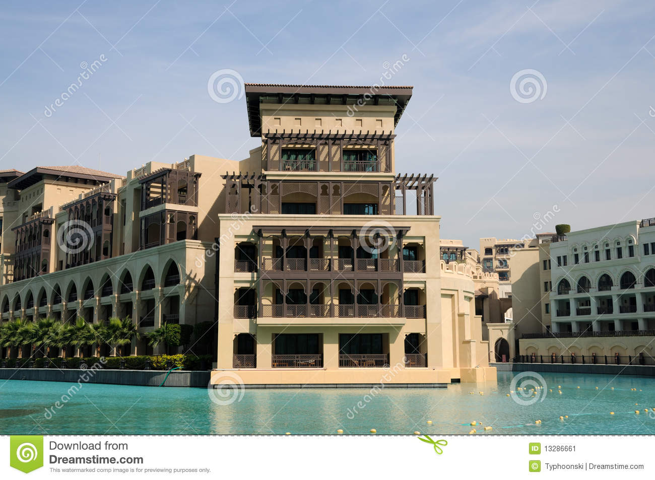 Arabic Architecture Houses Arabic Style Architecture in