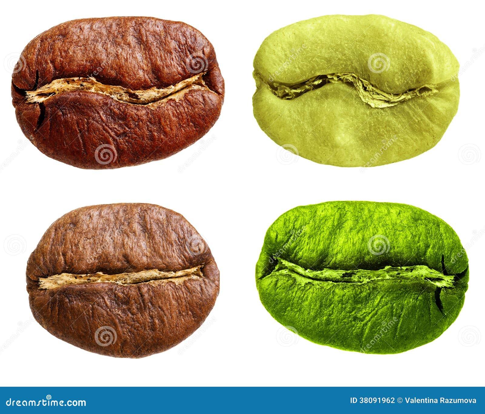 Grain Vert De Cafe