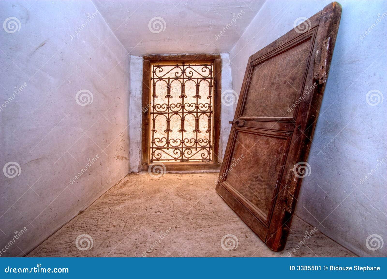 Arabisch blind en venster