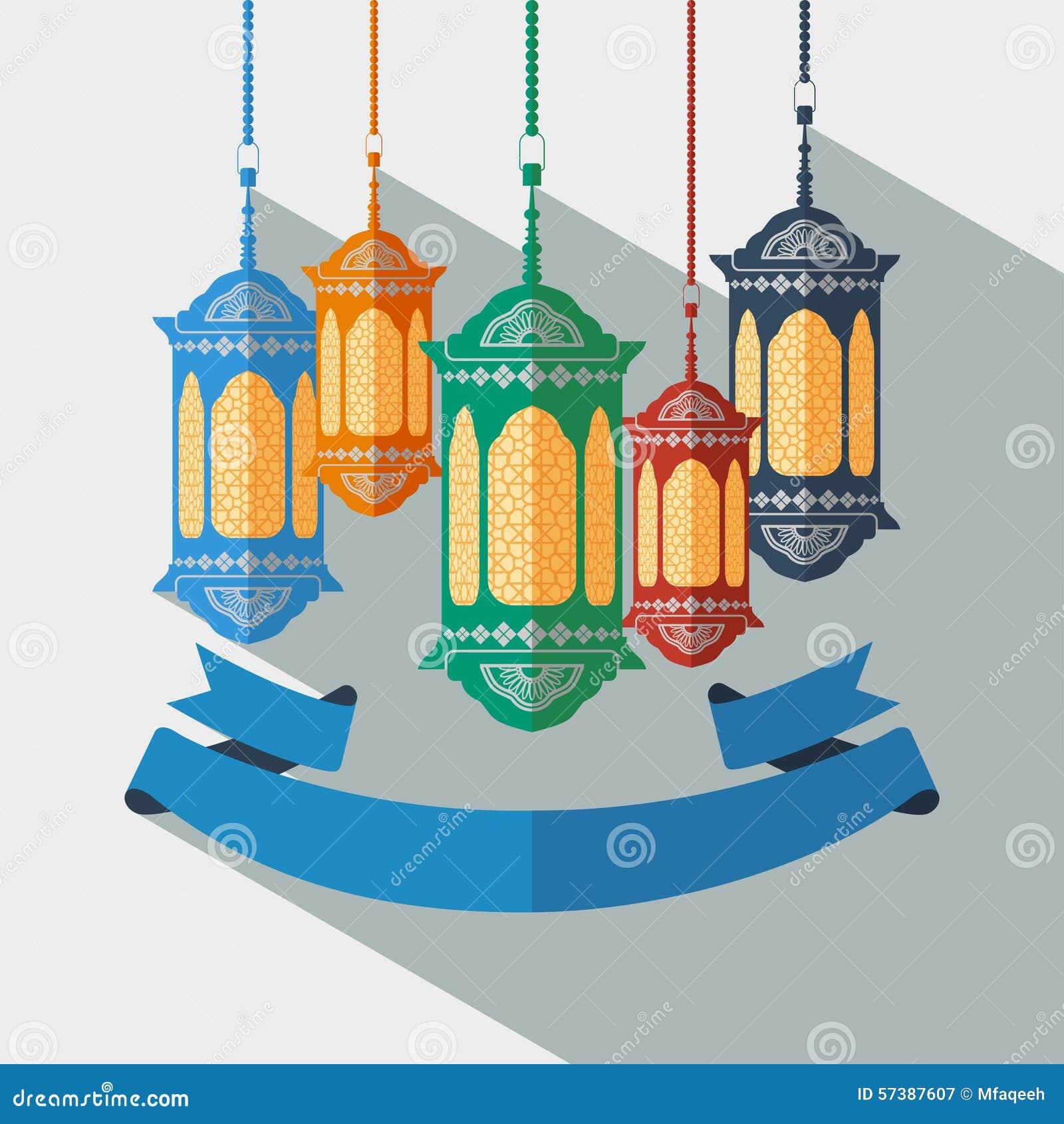 Arabisch Lantaarn en Lint