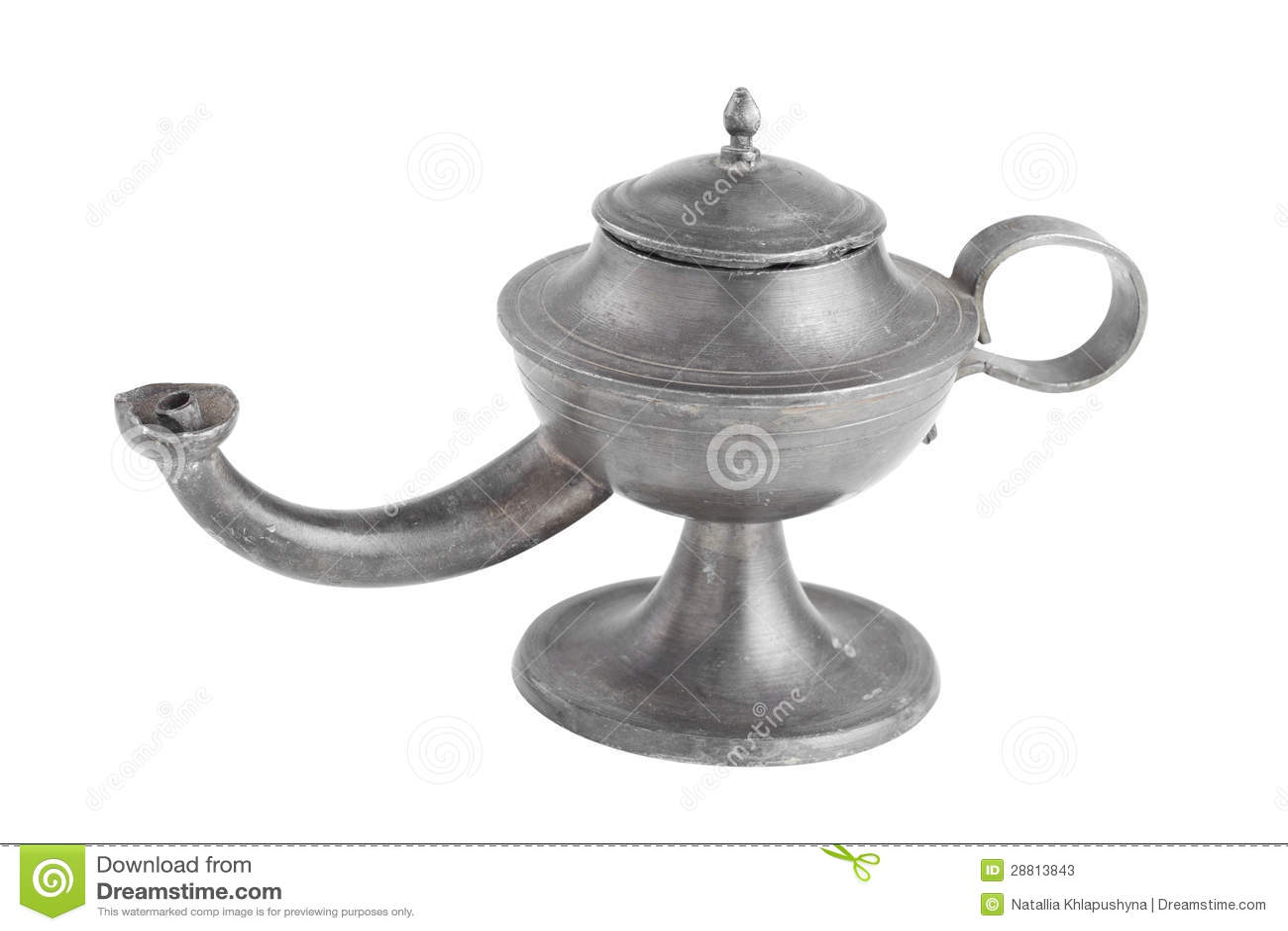 Arabische olielamp lamp van aladdin stock foto 39 s afbeelding 28813843 - Oostelijk licht ...
