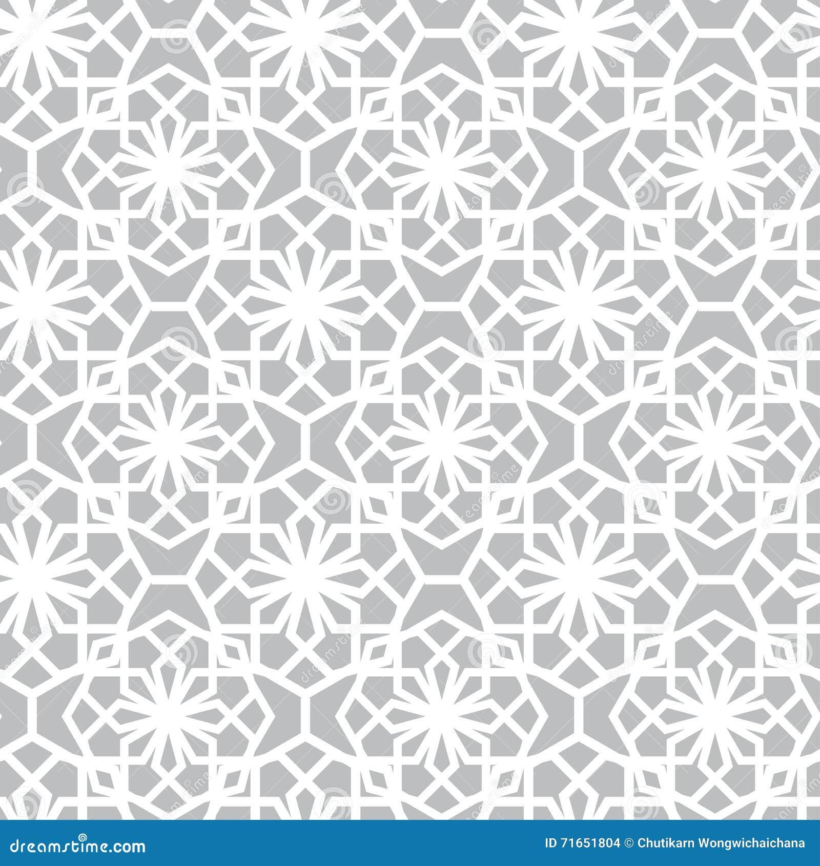 arabische patronen vector illustratie. illustratie