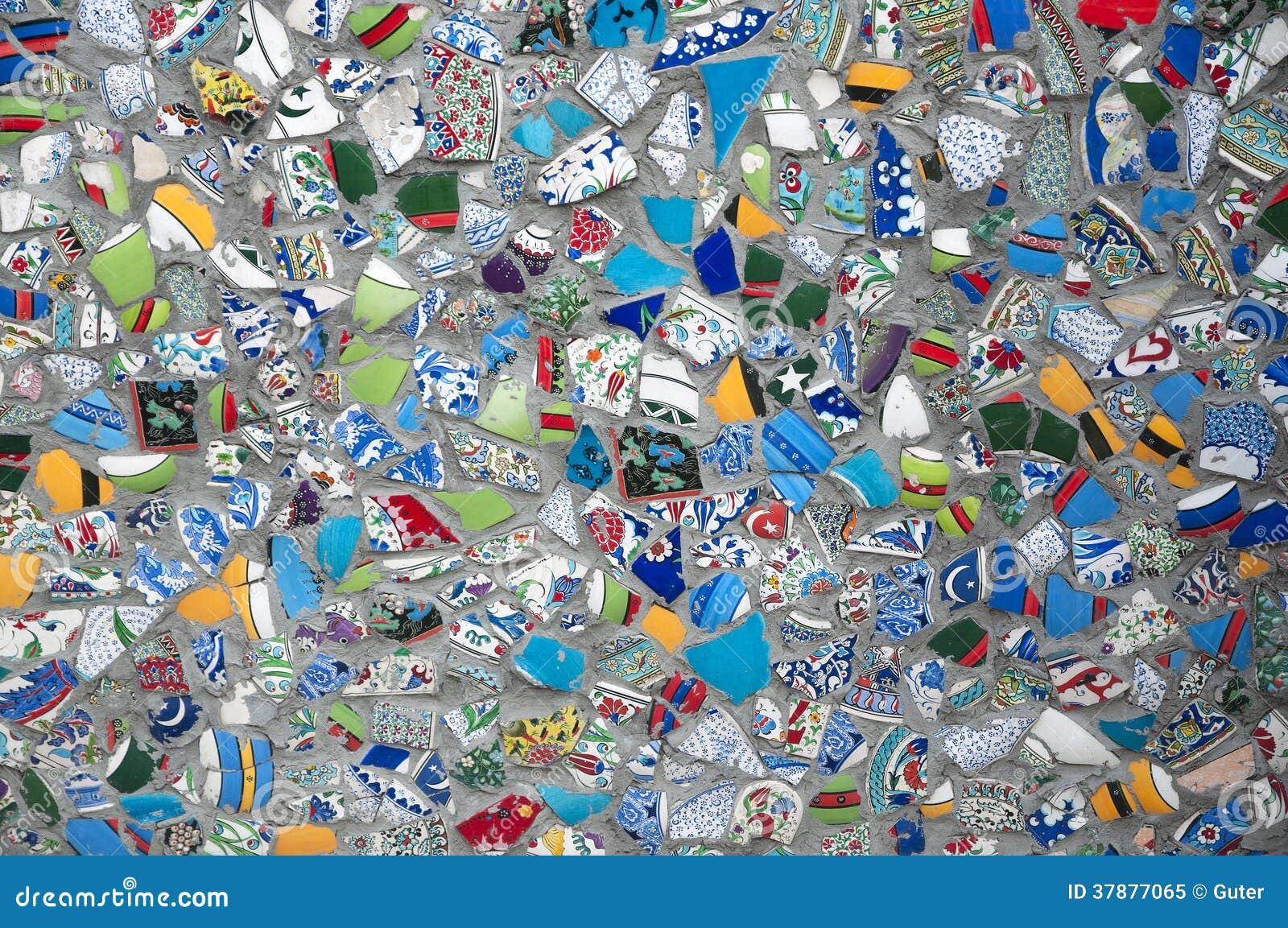 Arabische Turkse textuur