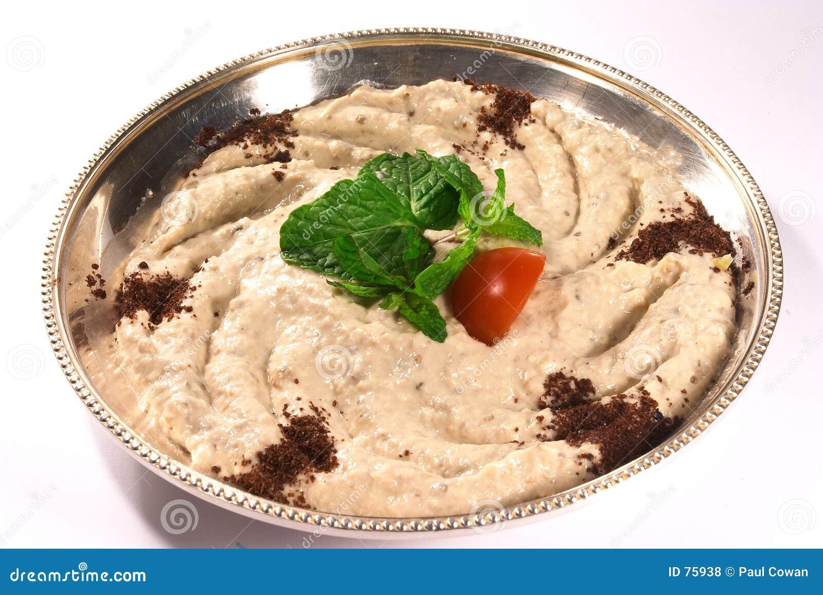 Arabisches moutabel