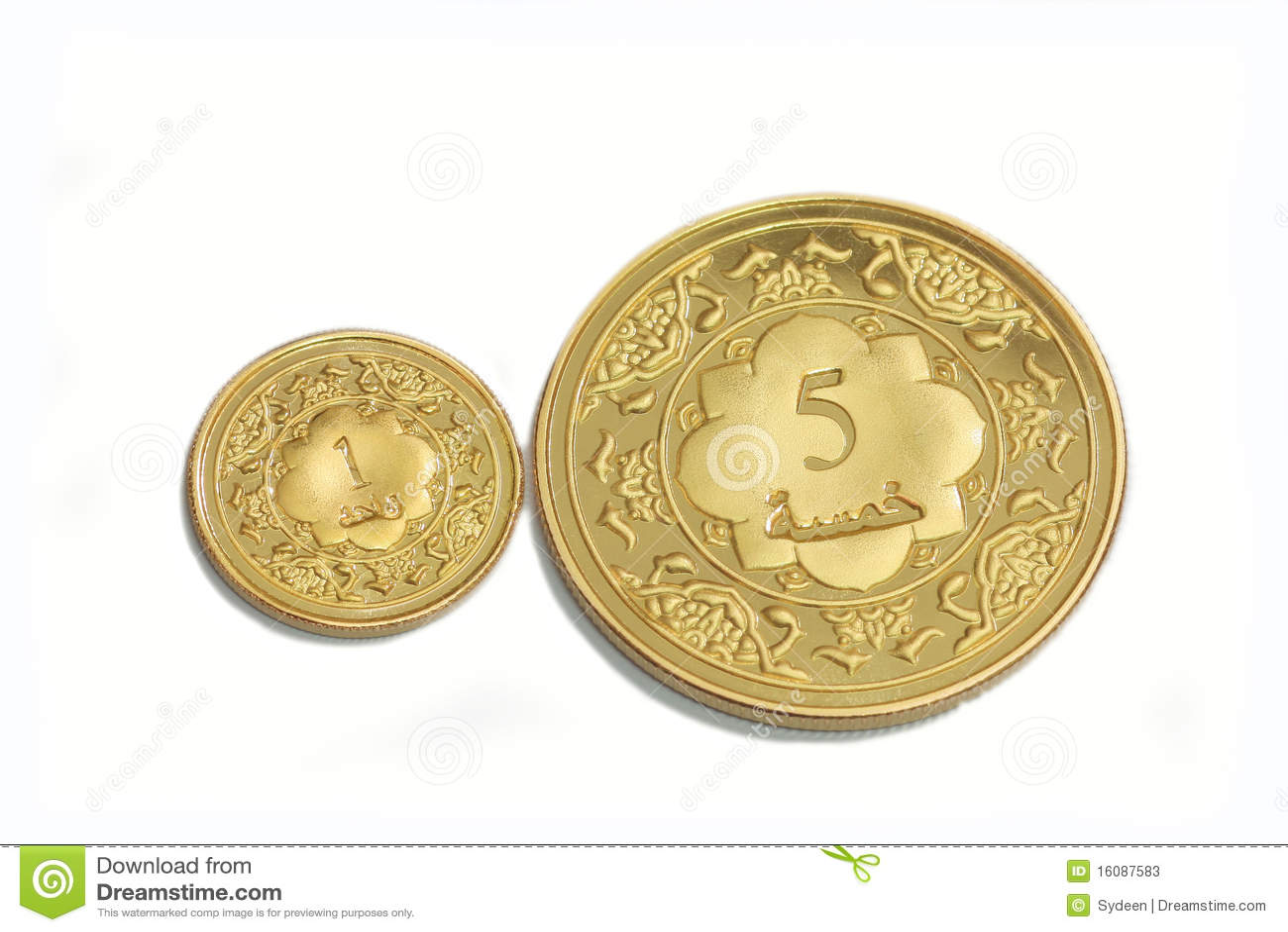Arabisk dinar