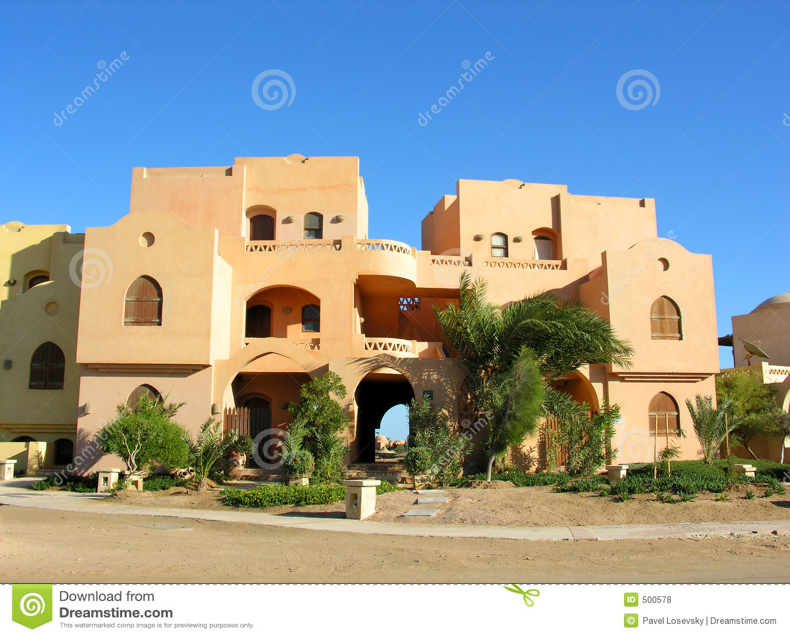 Arabiskt hus