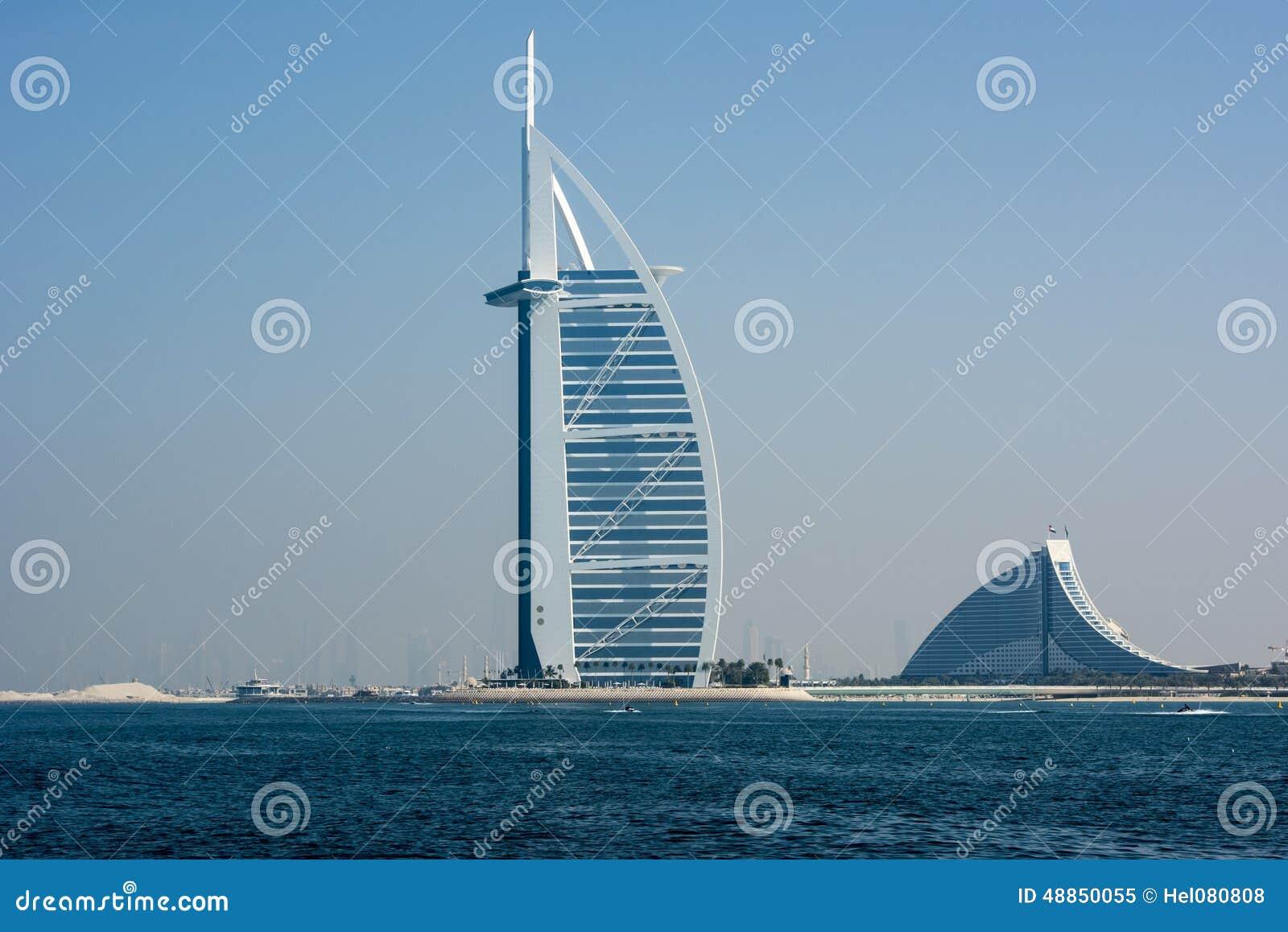 Arabski Dubaju burj al