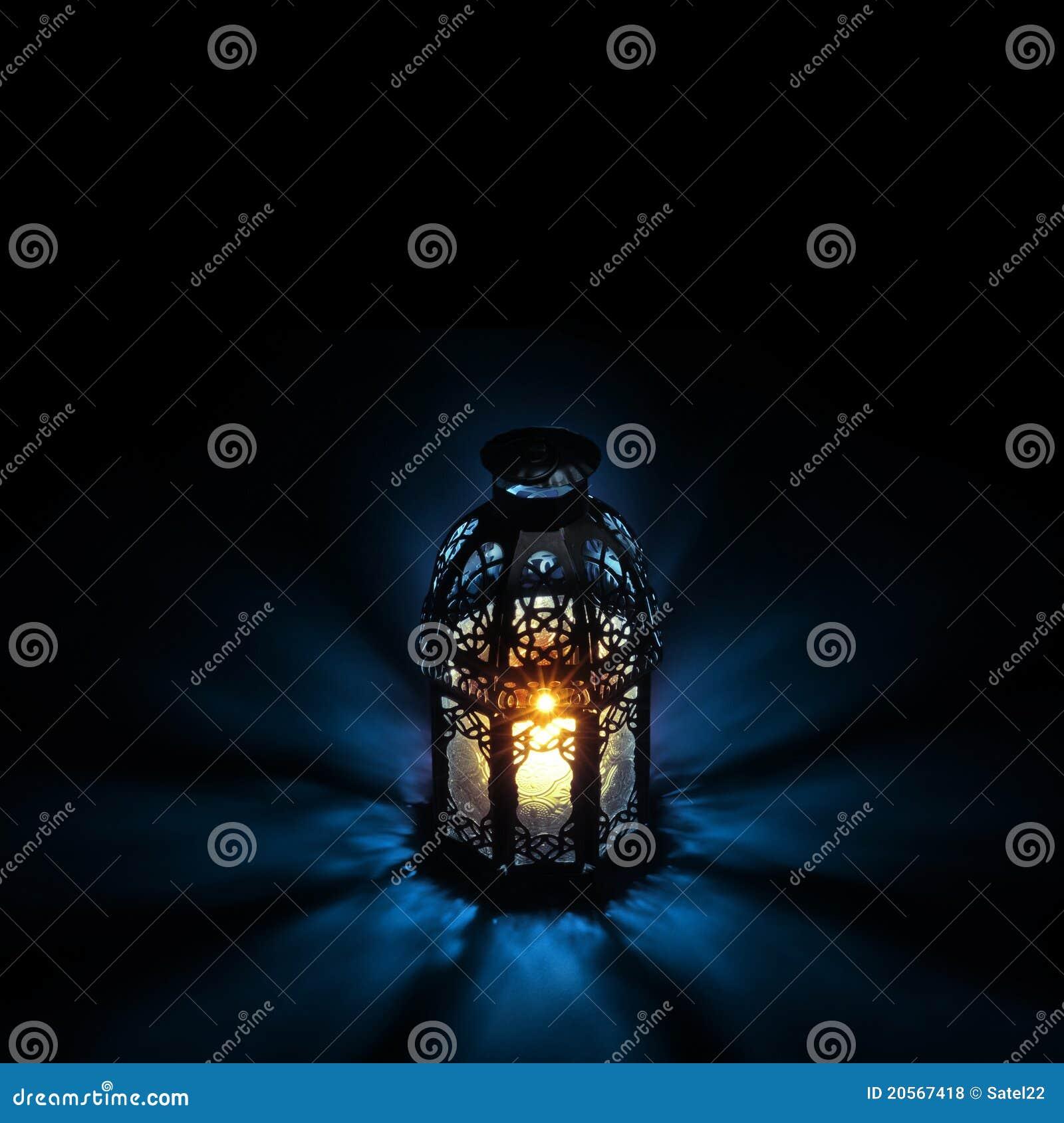 Arabski lampion