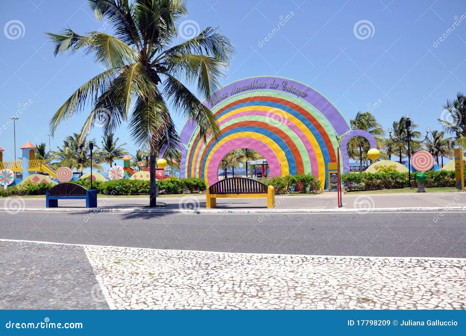 Aracaju开玩笑公园公共