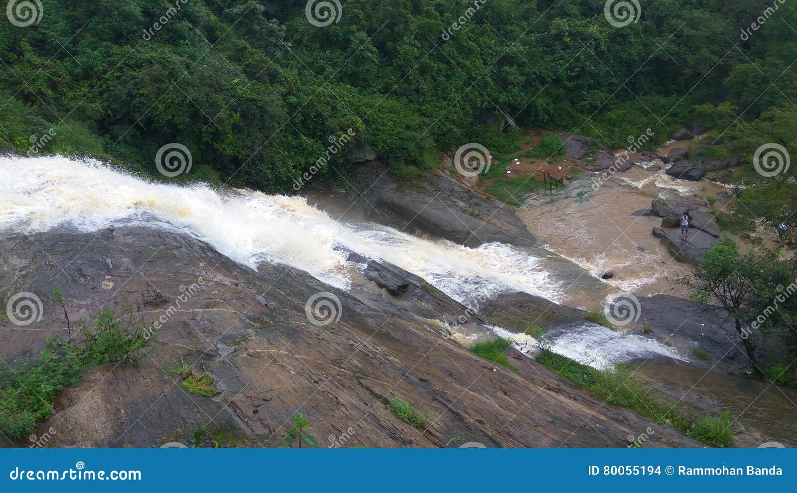 Araku - водопад