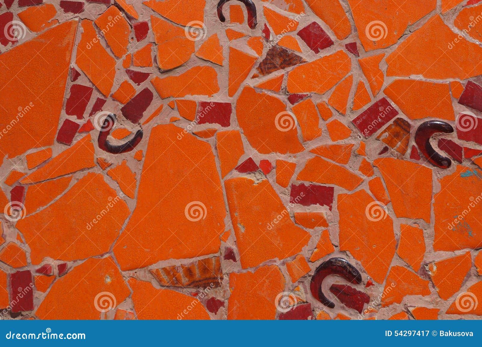 Il verde piastrella il mosaico illustrazione di stock