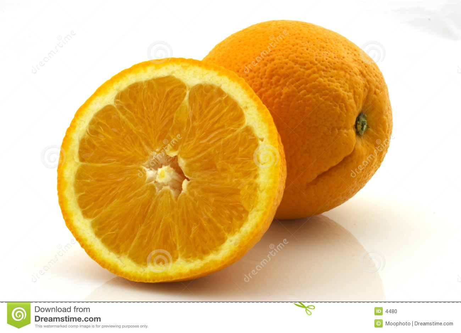 Arancio e una metà