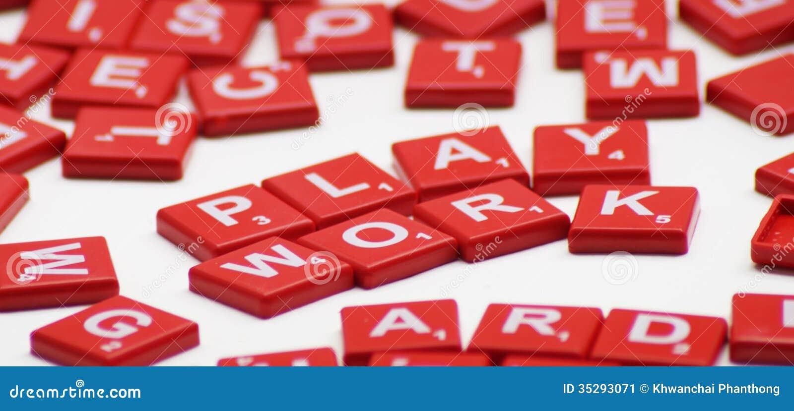 Holzfußboden Kreuzworträtsel ~ Arbeit und spielwort mit kreuzworträtsel stockbild bild von plan