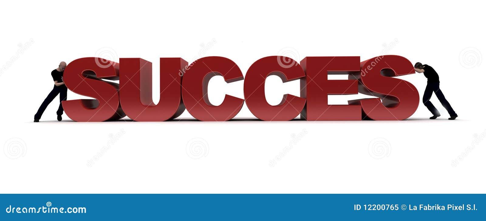 Arbeiten für Erfolg
