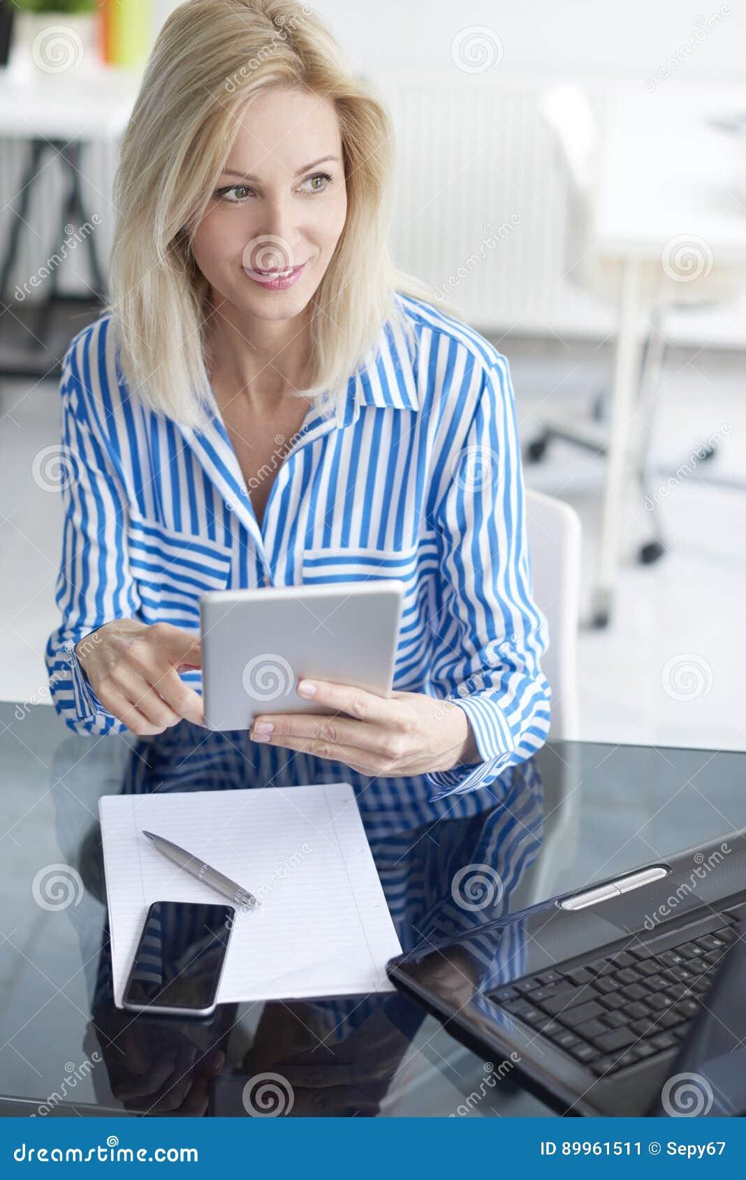 Arbeiten an Geschäftsbericht