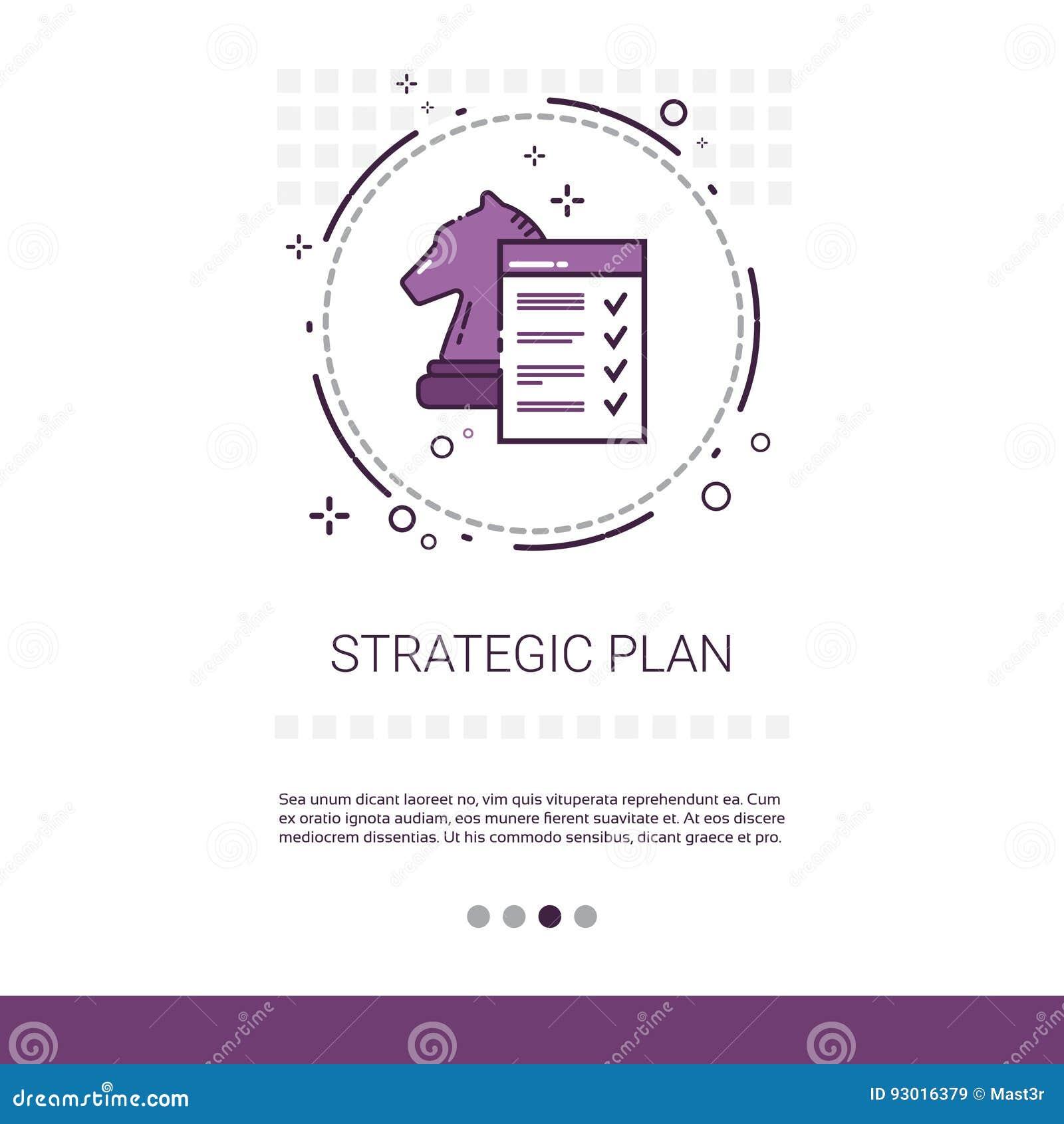 Arbeitsvorbereitungs-Geschäftsstrategie-Marketing-Netz-Fahne Mit ...