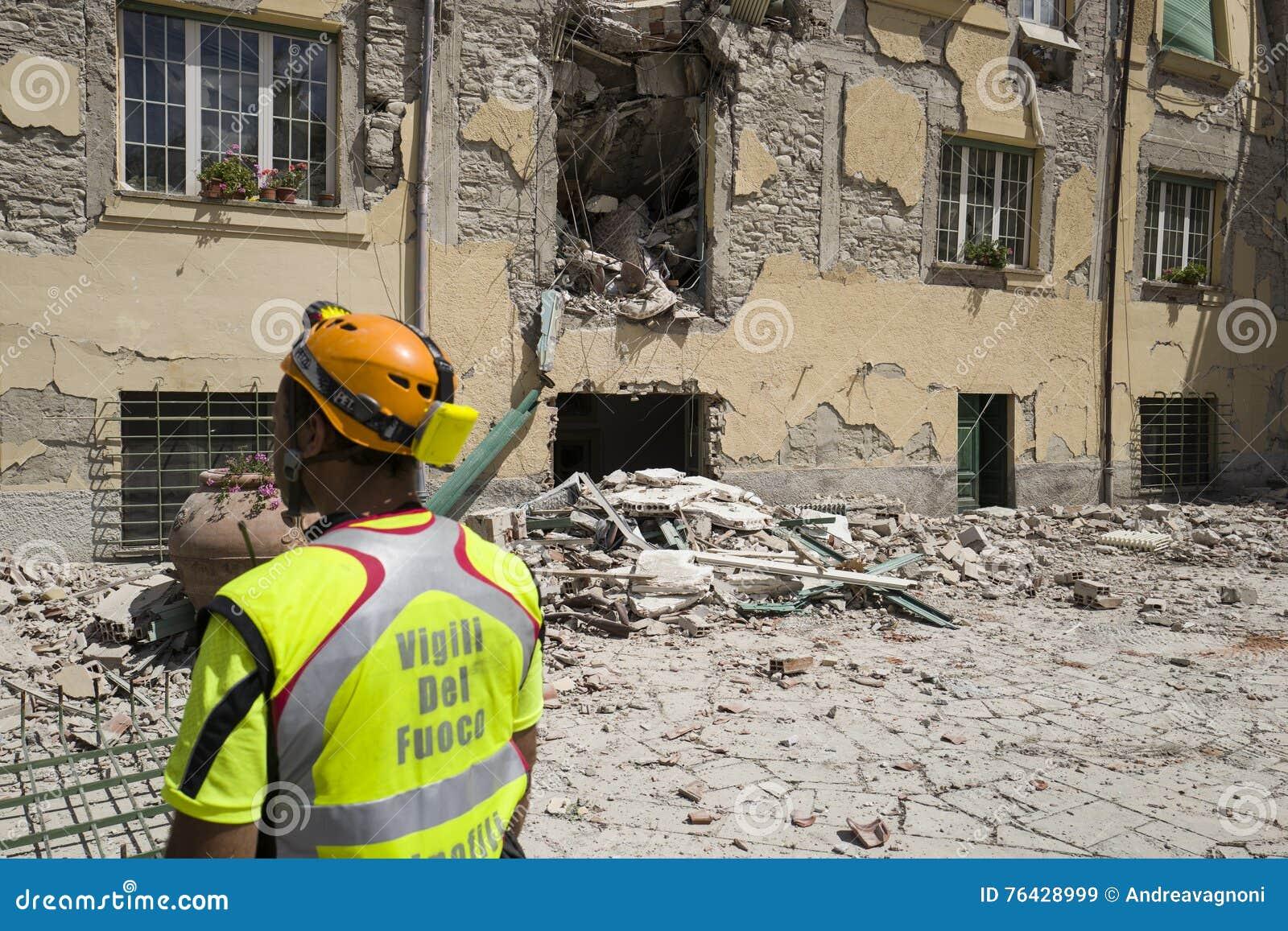 Katastrof italien