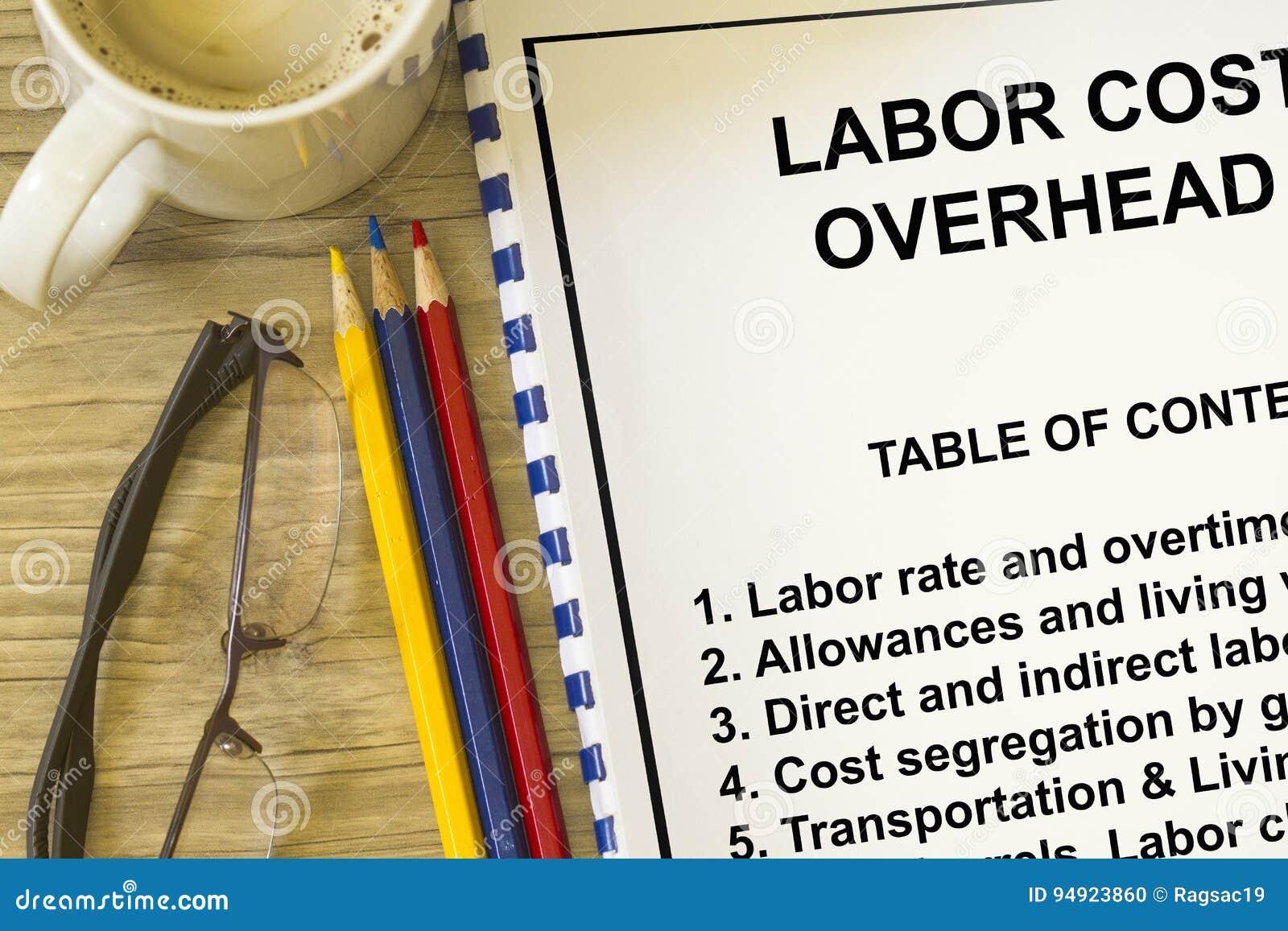 Arbetekostnad