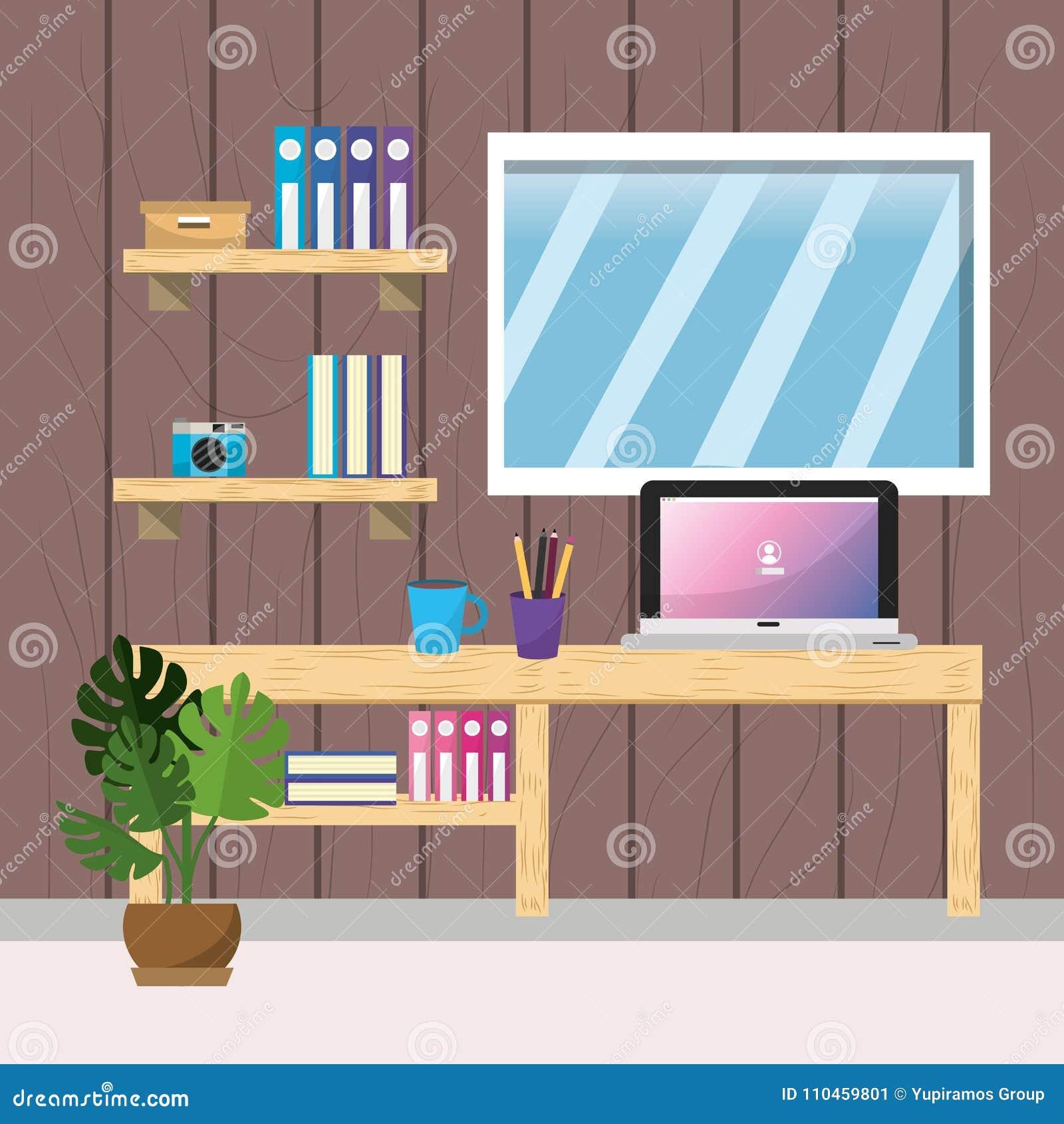 Arbetsplats- och kontorsdesign