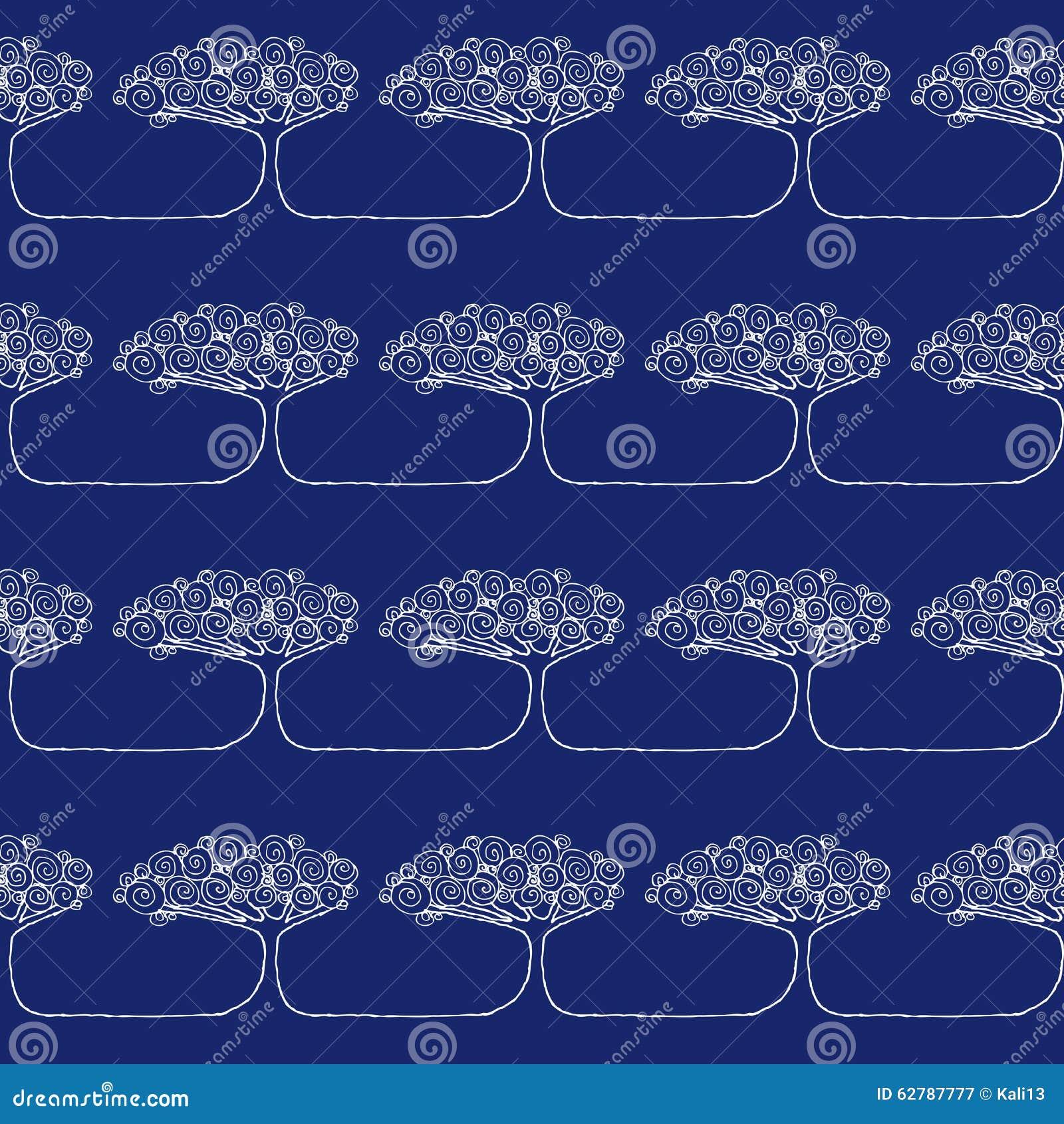 Arbre d 39 africain de croquis illustration stock image - Croquis arbre ...