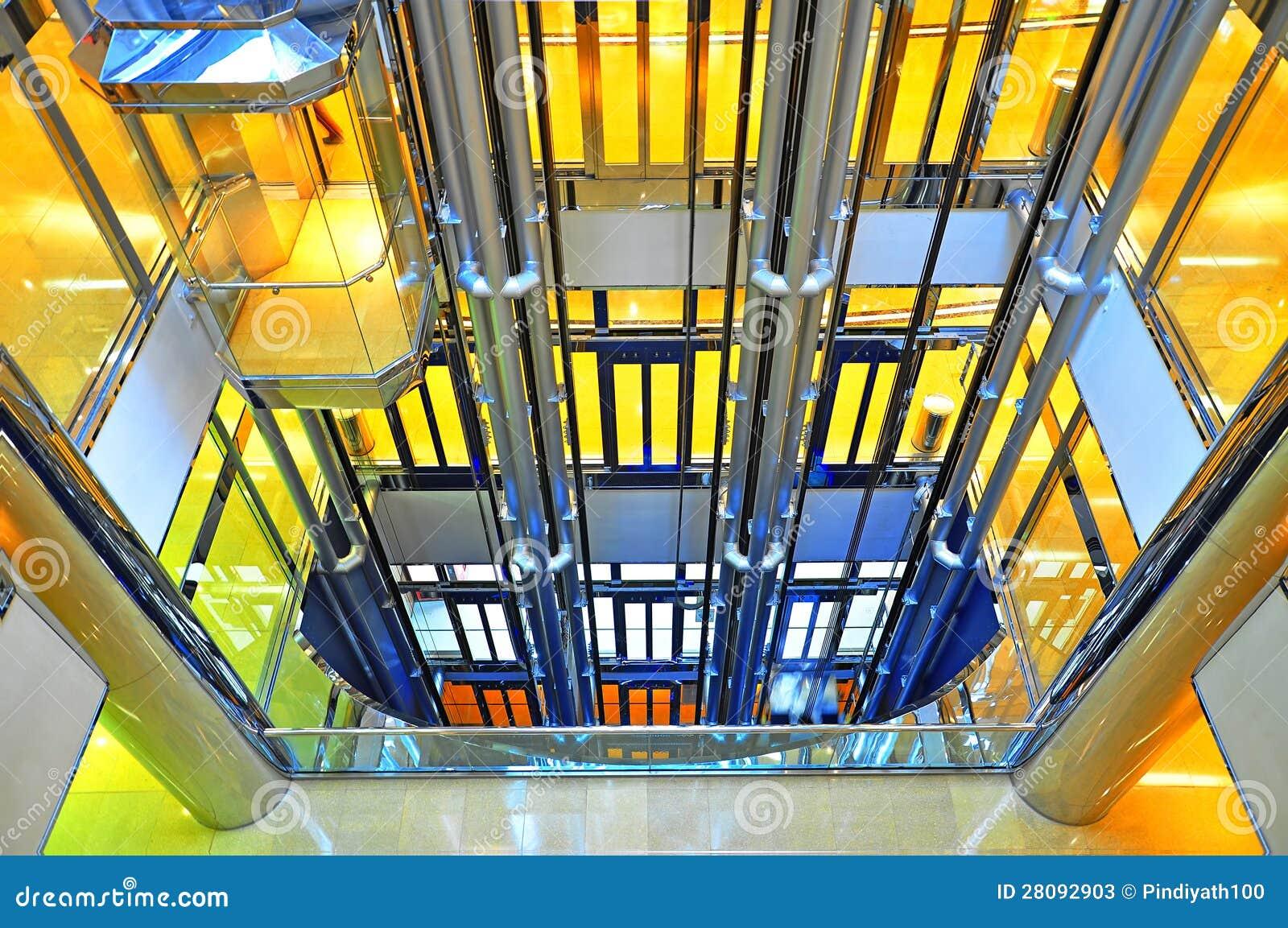 Arbre d ascenseur
