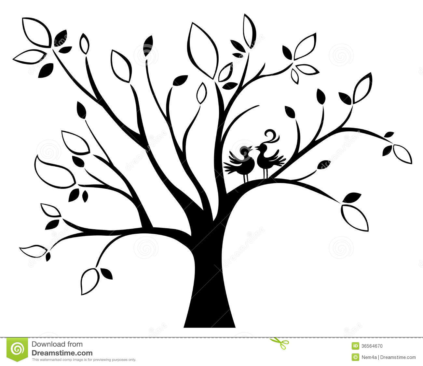arbre de mariage photo stock image 36564670. Black Bedroom Furniture Sets. Home Design Ideas
