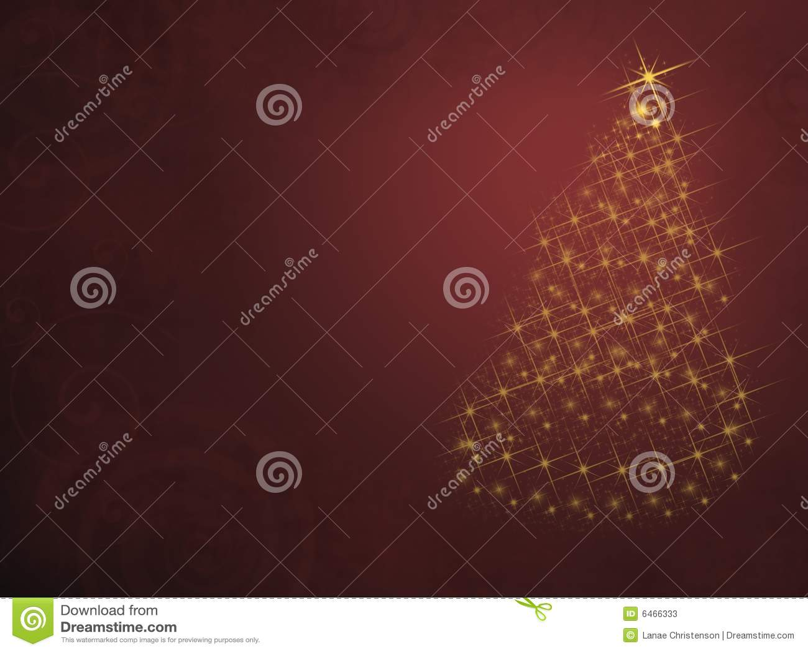 Arbre de Noël des lumières