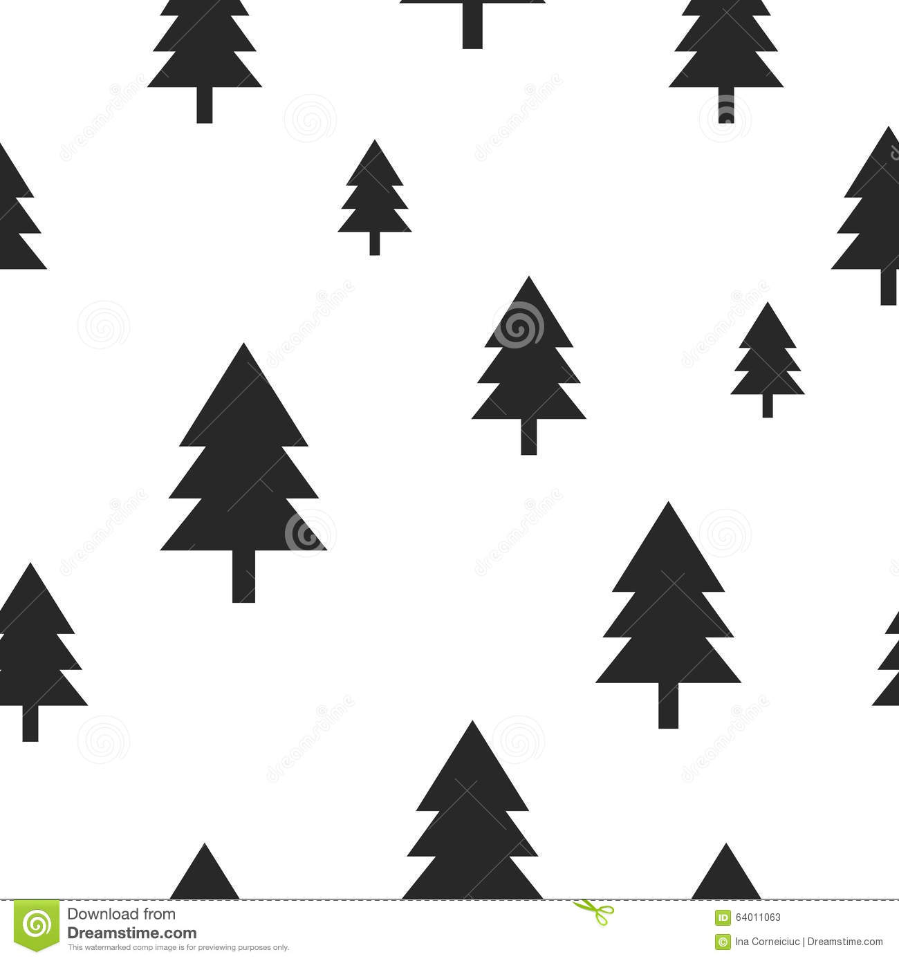 triangle christmas tree png