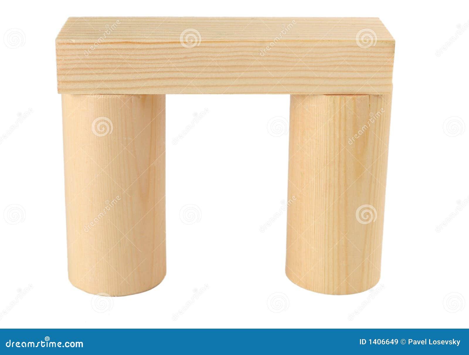 Arc en bois
