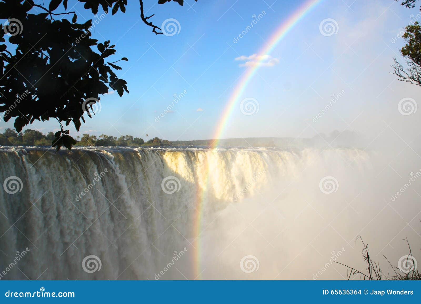 Arc-en-ciel Victoria Falls