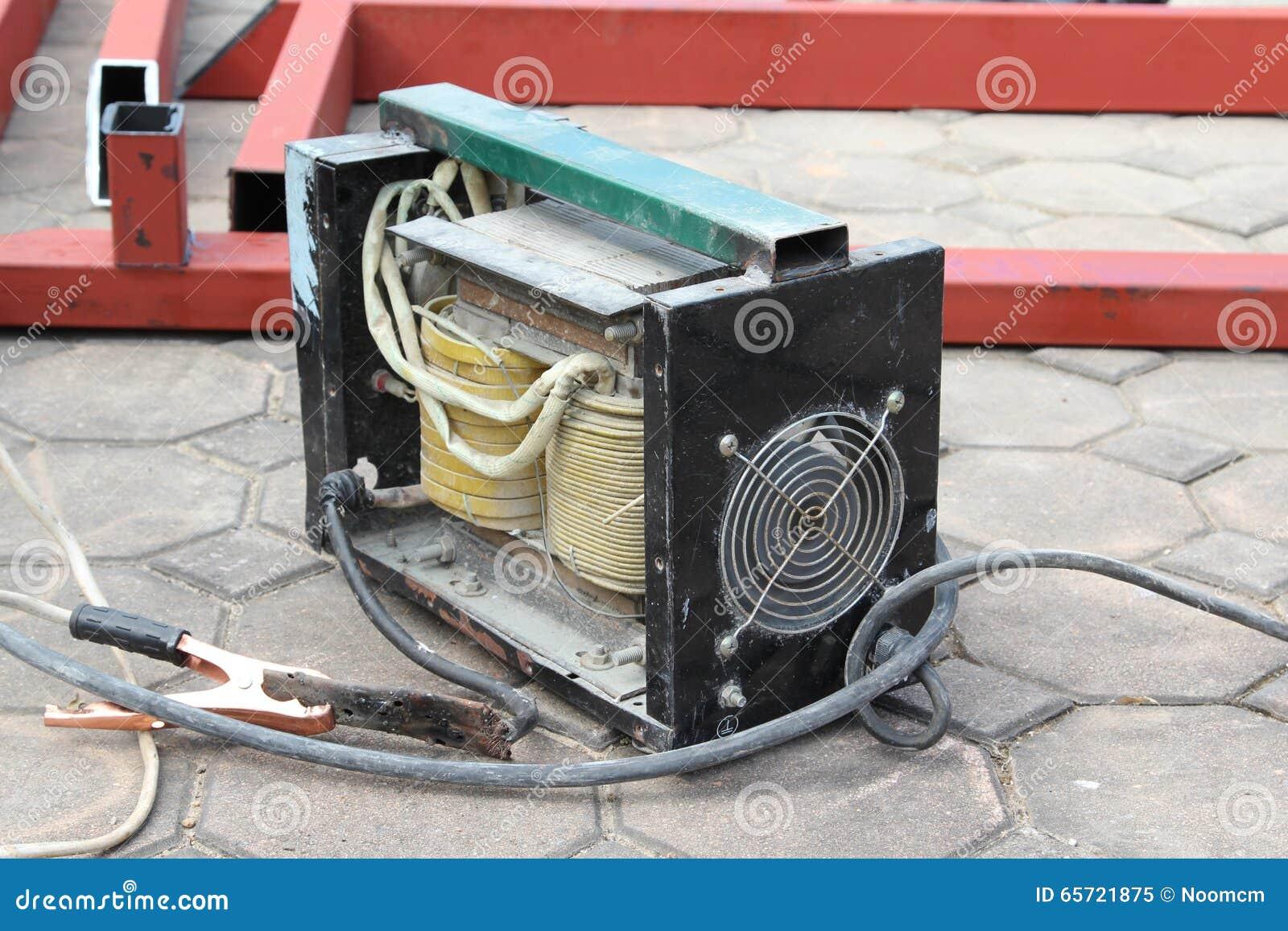 welding machine supply