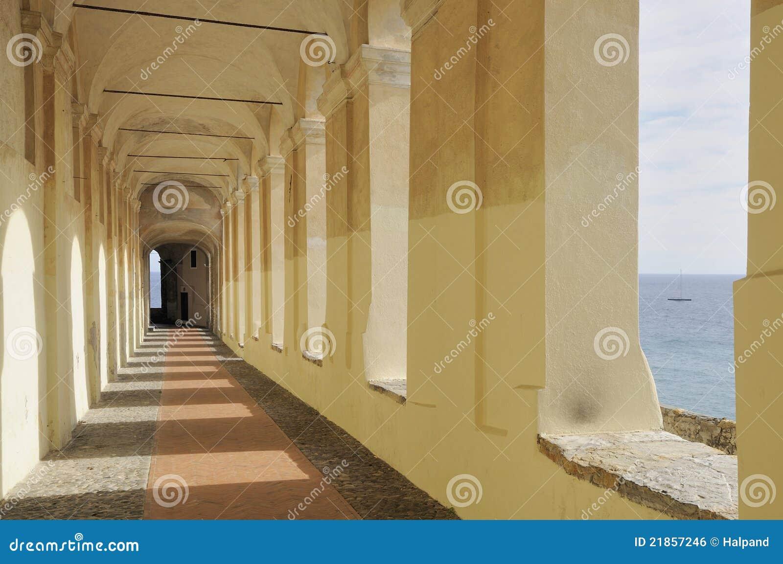 Arcada #3 do St Chiara, imperia