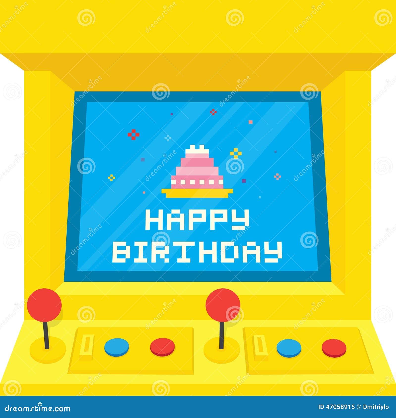 Birthday Cake Machine Games