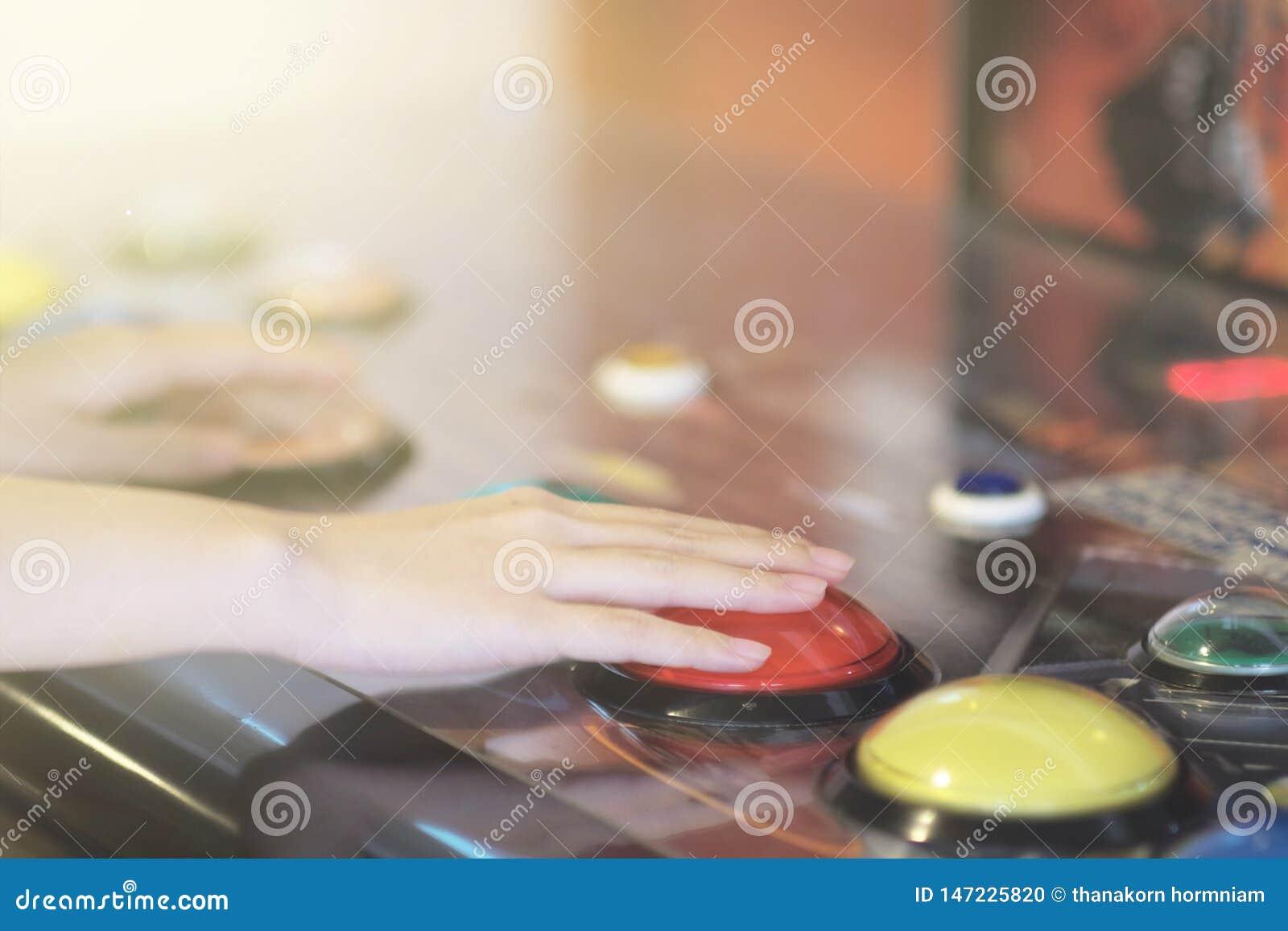 Arcadespel