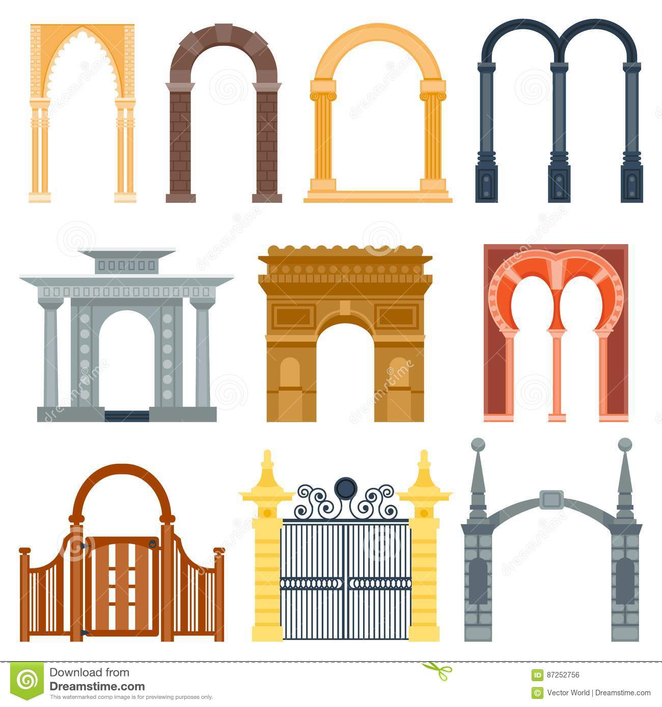 Arch design architecture construction frame classic for Architecture by design