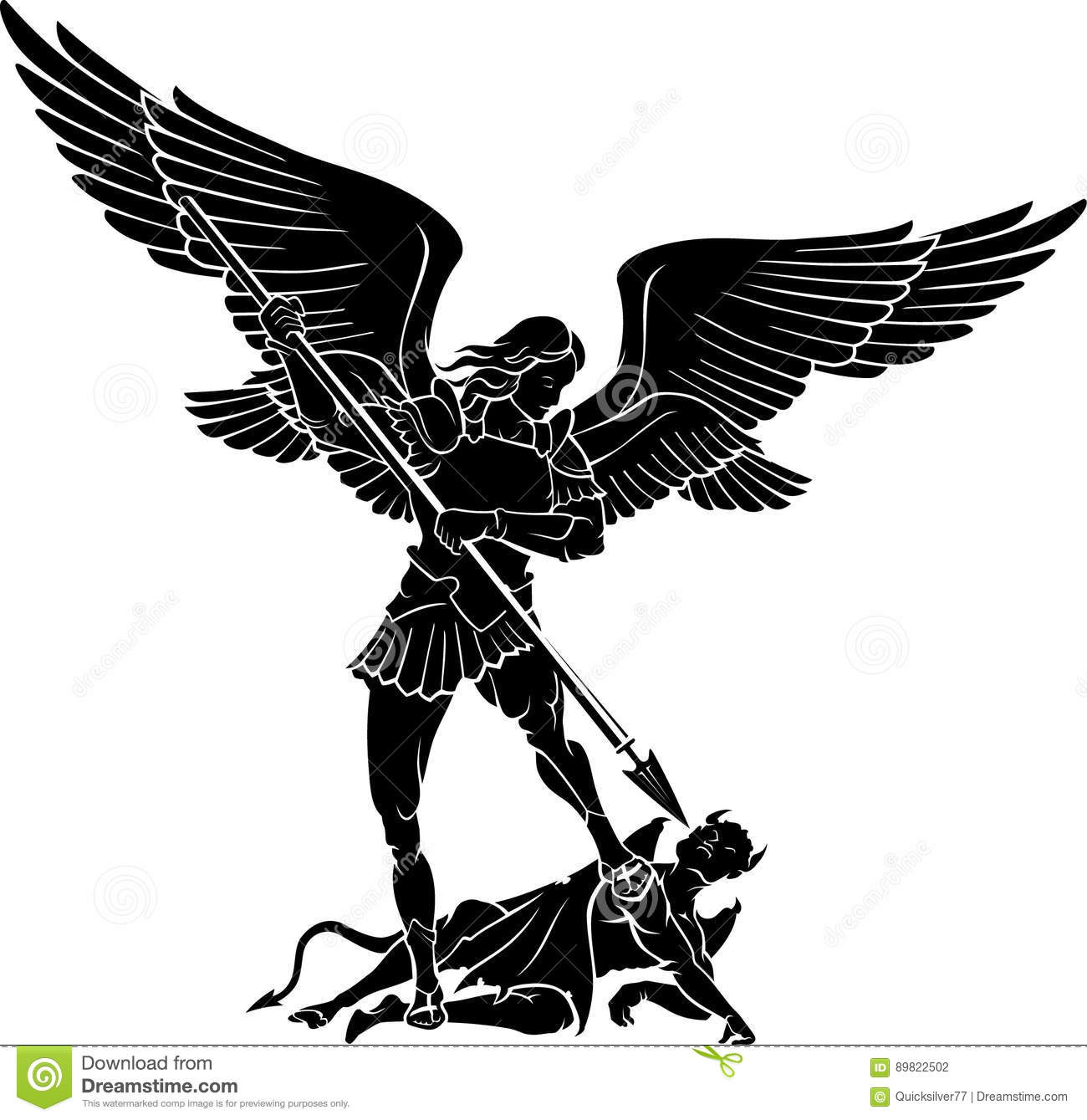 Archangel Cartoons, Illustrations & Vector Stock Images