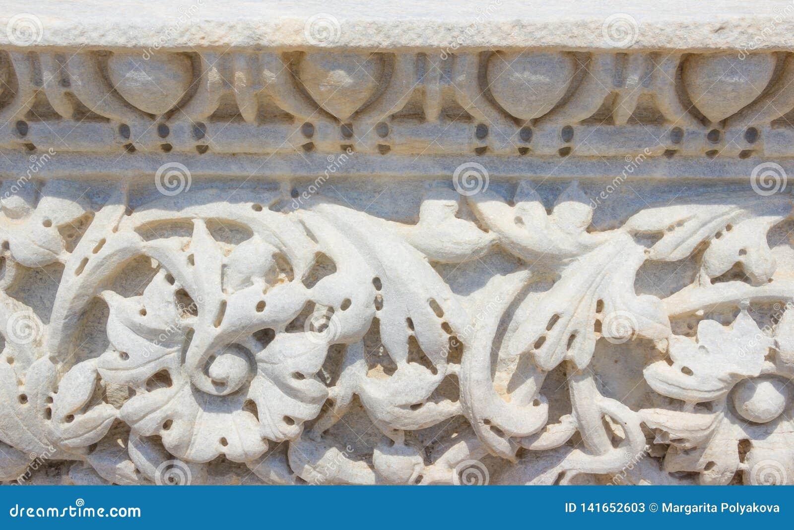 Archeopteryks stary granit ściany tło
