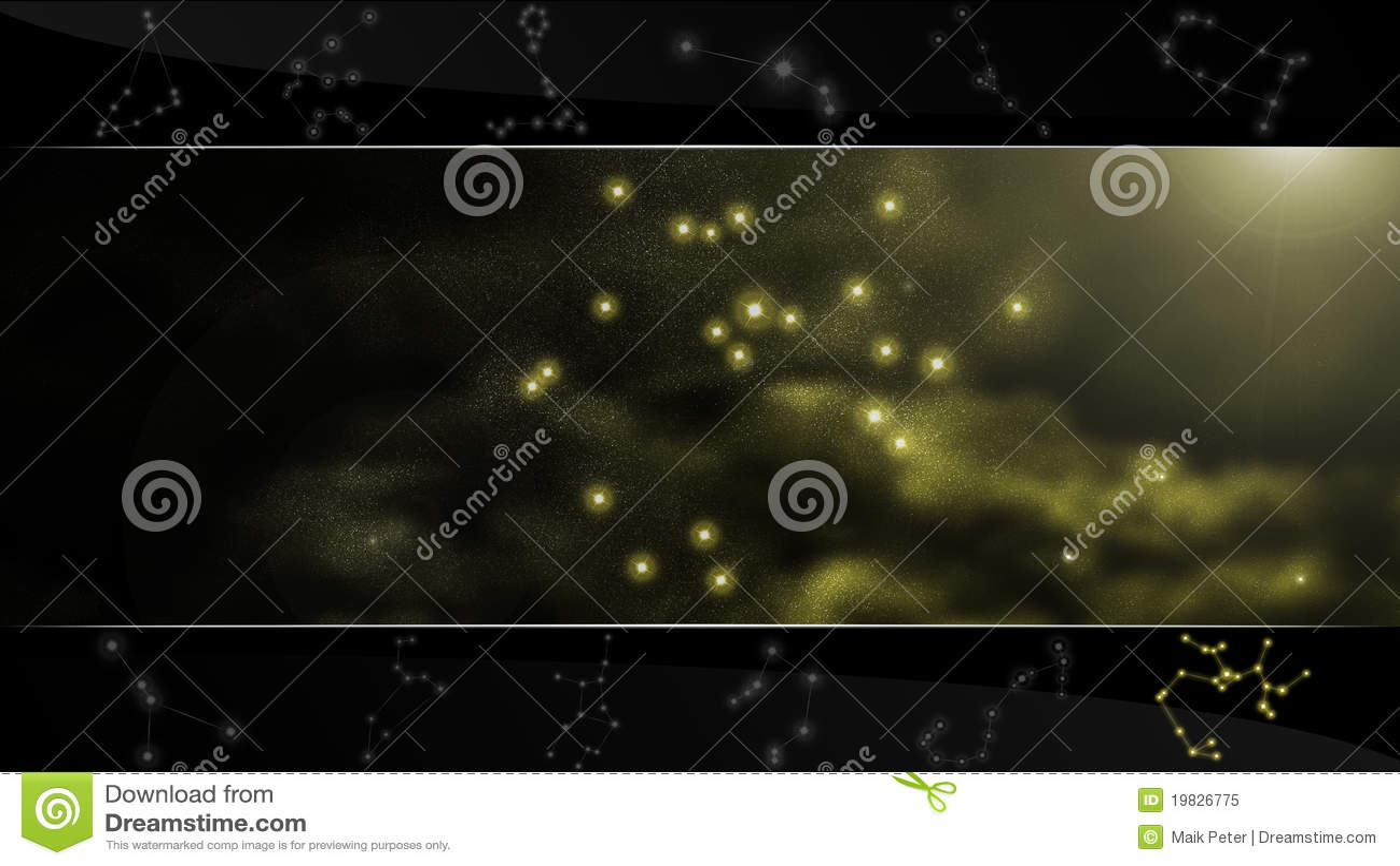 The archer star sign Sagittarius