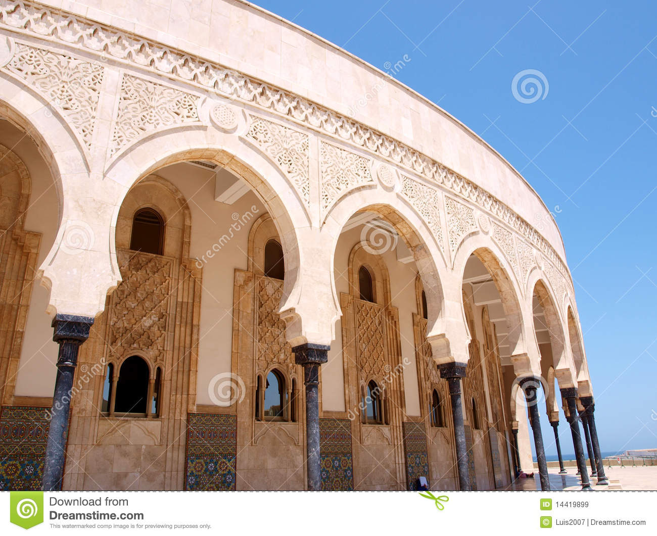 Download Arches stock image. Image of detail, arches, decoration - 14419899