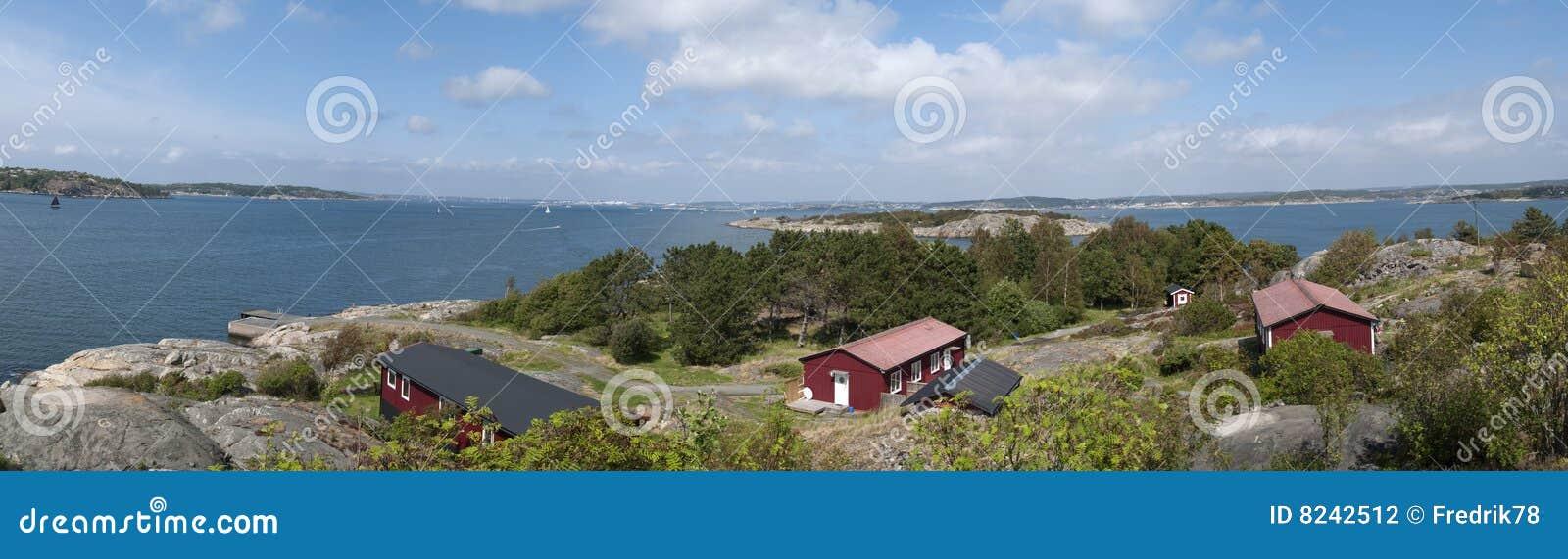 Archipelago panorama
