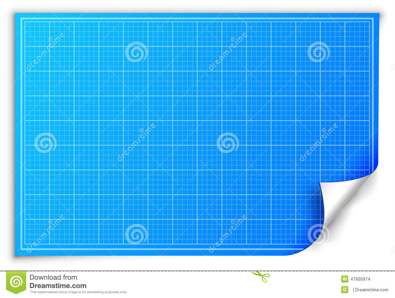 Architect blueprint paper background concept stock vector architect blueprint paper background concept royalty free vector malvernweather Image collections