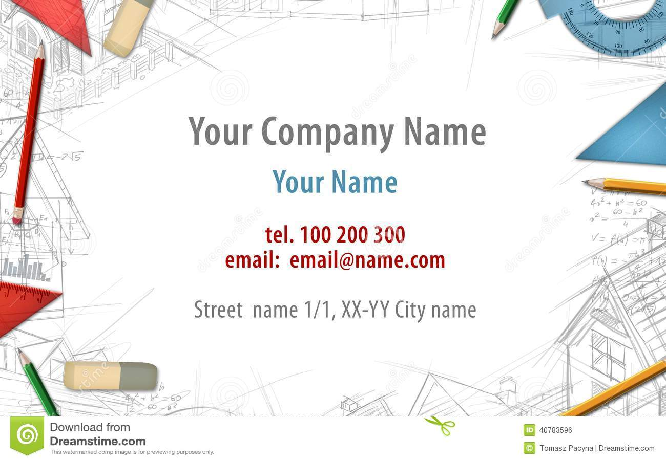 Dorable Free Business Card Builder Composition Business Card Ideas