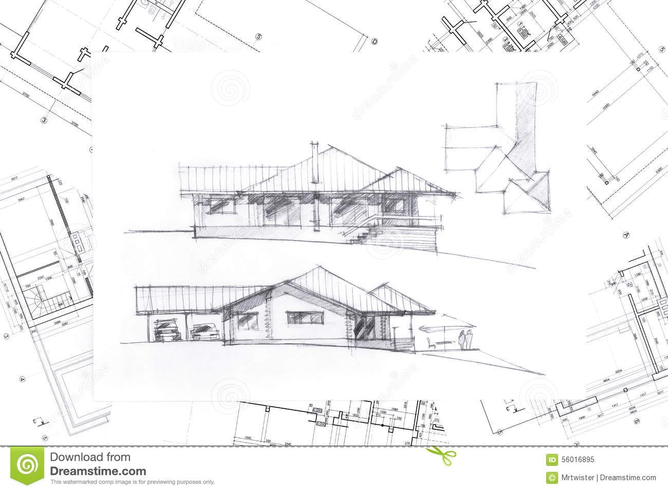 Architectural Hand Drafting Images Reverse Search