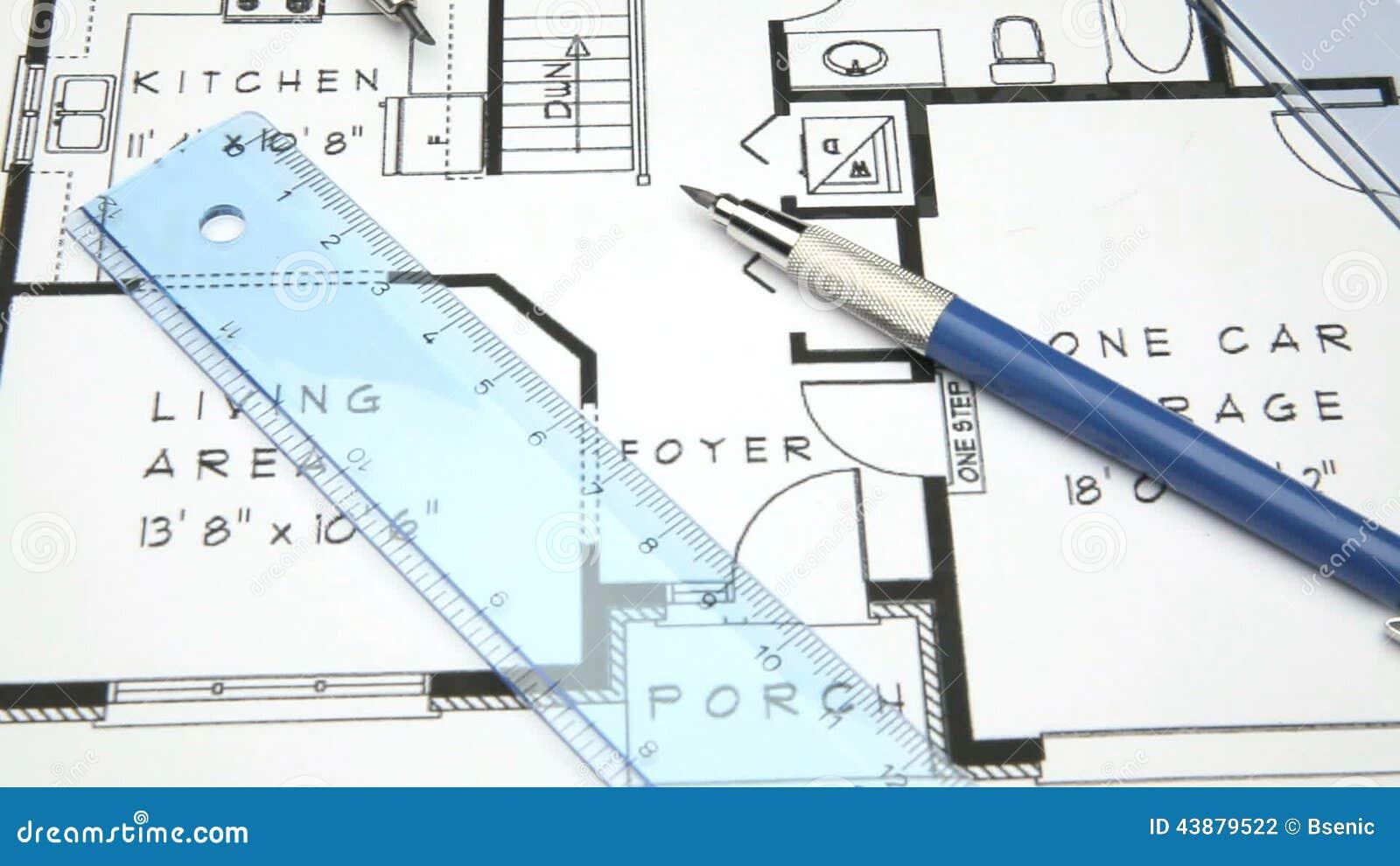 Architect house blueprint hd 1080 stock footage video of architect house blueprint hd 1080 stock footage video of blueprint ideas 43879522 malvernweather Gallery