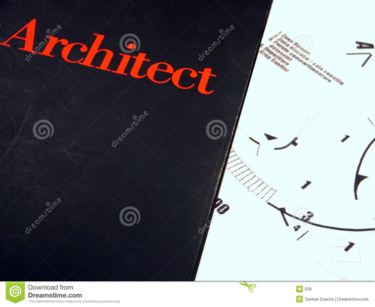 Architect s book