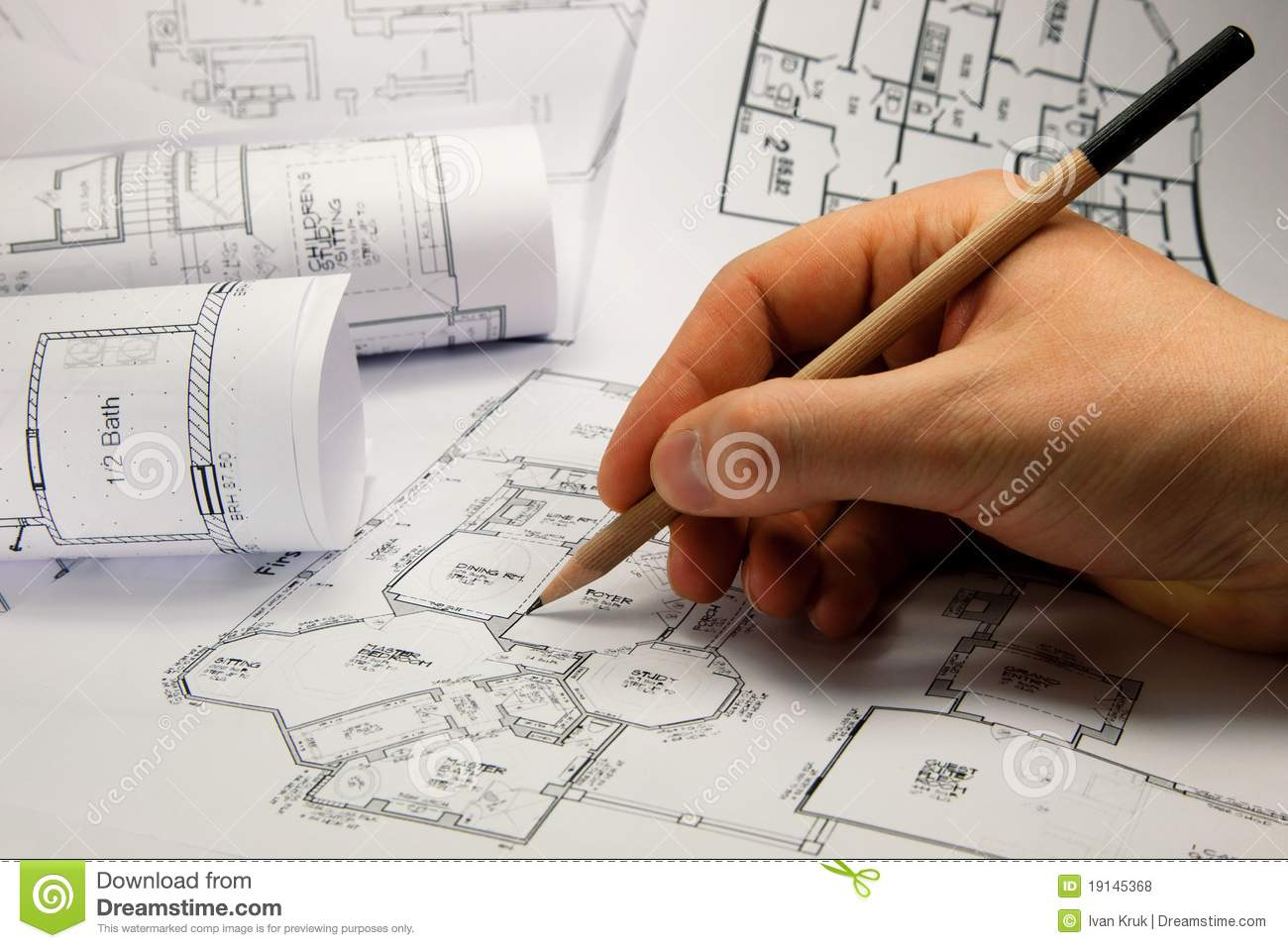 Architecture Drawing Hand architecture drawing stock photos, images, & pictures - 38,247 images