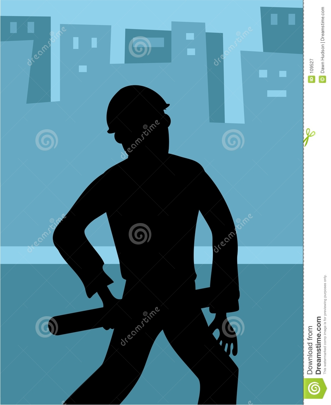 Architect Silhouette