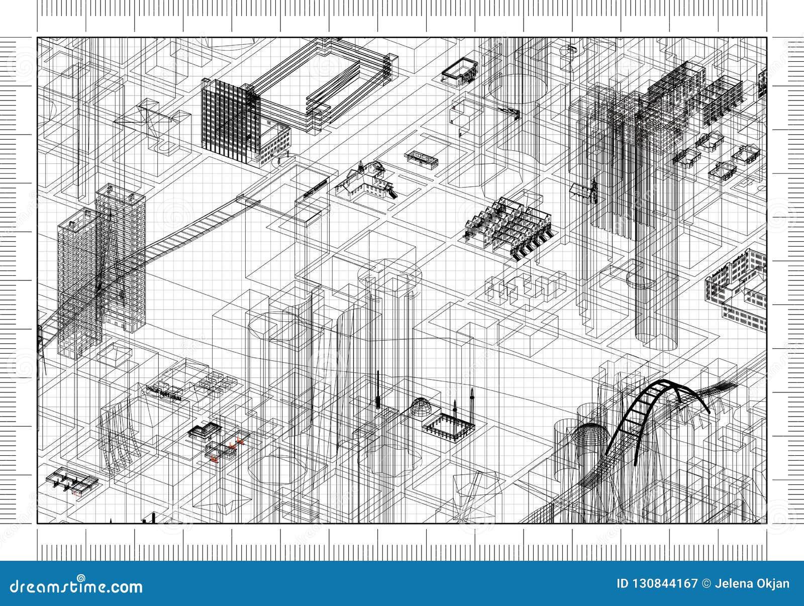 Architecte Blueprint