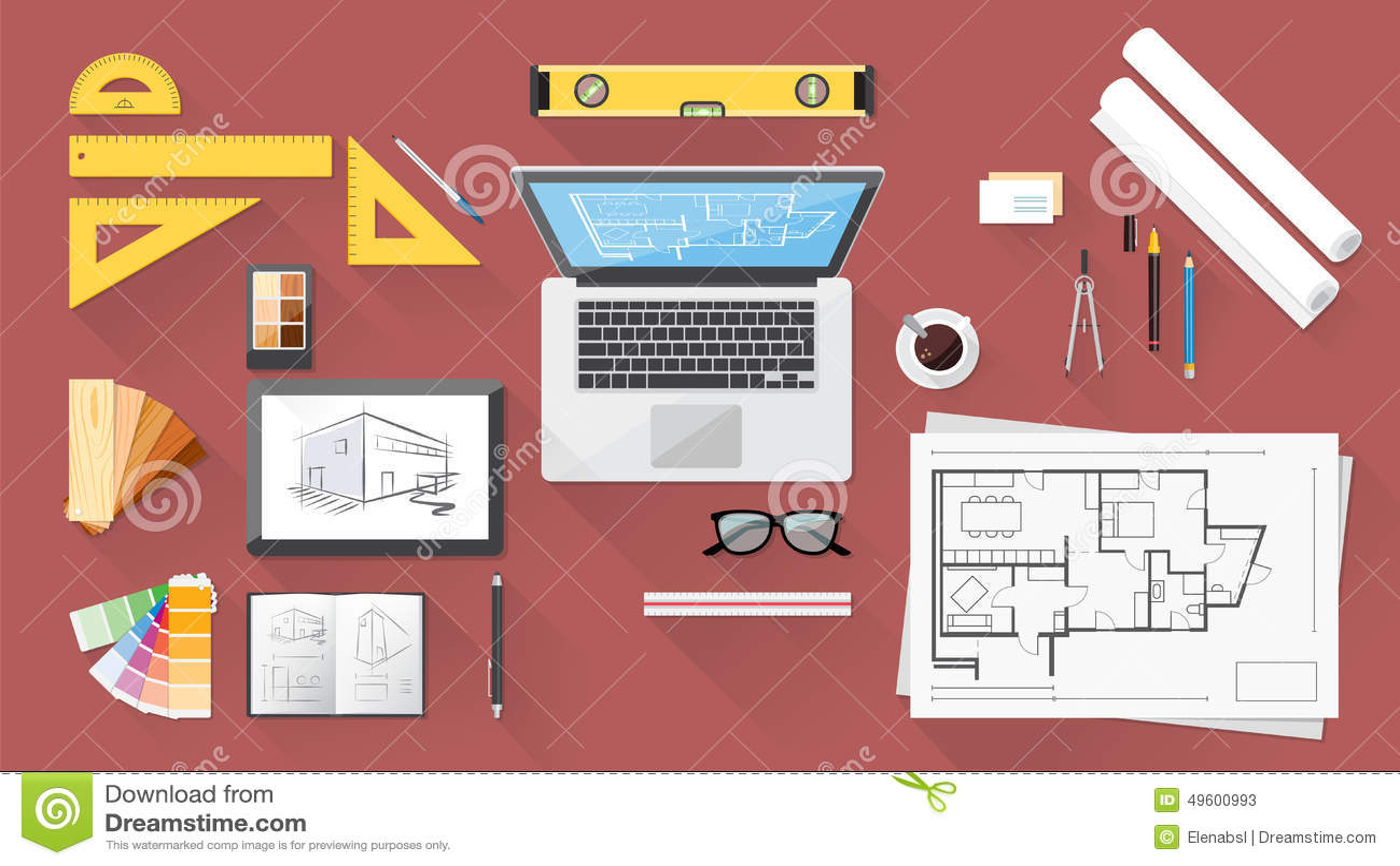 Architecte Desk